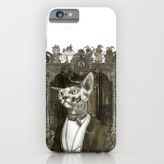Steampunk Mr. Sphinx iPhone 6s Slim Case