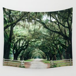 Southern Live Oak Wall Tapestry