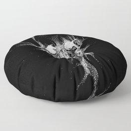 SAND SKULL Floor Pillow