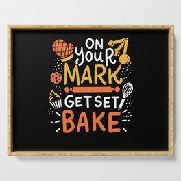 Get Set Bake - Gift Serving Tray