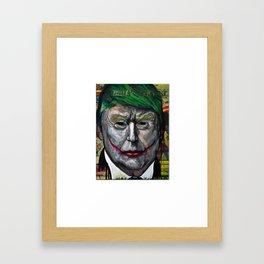 Public Enemy Framed Art Print