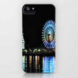 Kobe Neon Haze iPhone Case