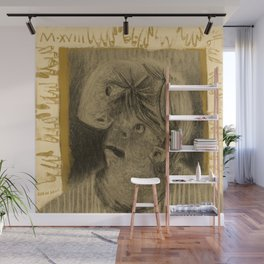 Winter's Hymn Part: 107, Digital Drawing Art Print Wall Mural