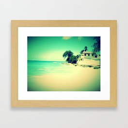 Barbados Framed Art Print