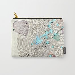 Becoming Harmonious Carry-All Pouch