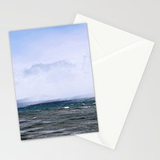 Storm on the Lake Stationery Cards
