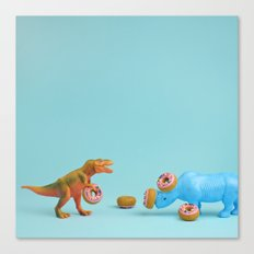 Ring Toss Canvas Print