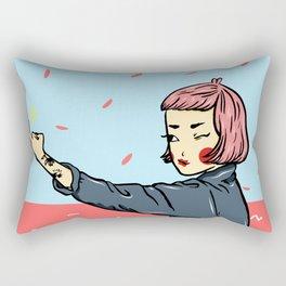 Bad Lilly Rectangular Pillow