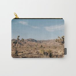 Joshua Tree, CA Carry-All Pouch