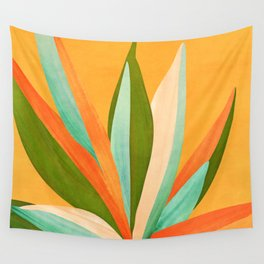 Summer Cactus Wall Tapestry