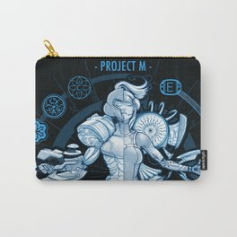 Project M - Blue Print Edition Carry-All Pouch