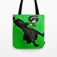 matrix Tote Bags featuring Matrix by Beastie Toyz