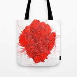 An Open Heart Tote Bag