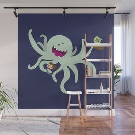 Kraken Wall Mural