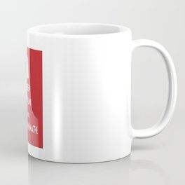 Keep calm and exterminate Coffee Mug