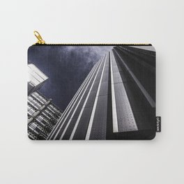 Urban Chrome Structure Carry-All Pouch