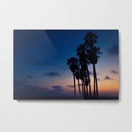 Venice Beach, LA, USA Metal Print