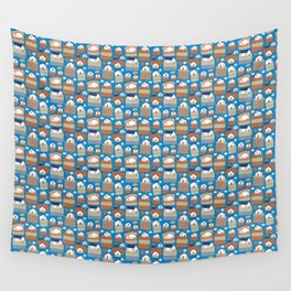 Pattern Project #40 / Little Farms Wall Tapestry