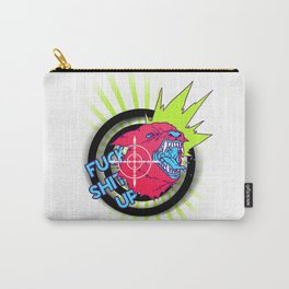 FUCK SHIT UP Carry-All Pouch