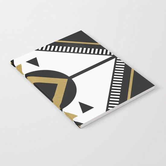 North / Black Notebook