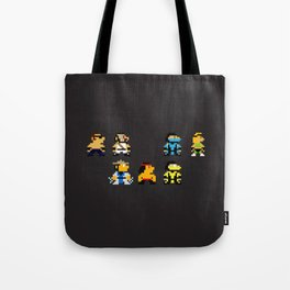 Choose Your Fighter Tote Bag