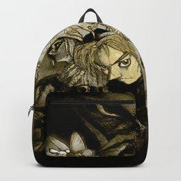 hero art zelda Backpack
