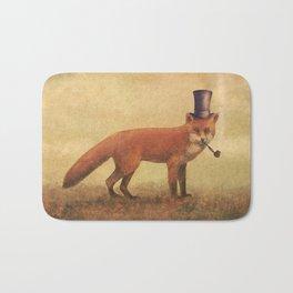 Crazy Like a Fox  Bath Mat