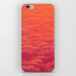 The Pink Clouds (Color) iPhone Skin