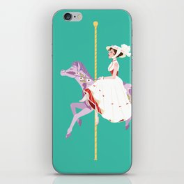 Practically Perfect In Every Way iPhone Skin
