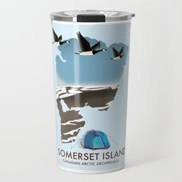 Somerset Island Canada Travel Mug