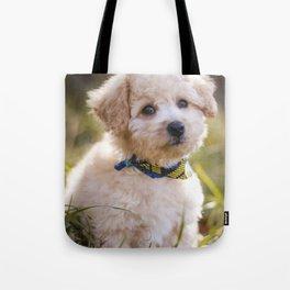 Dog by Fernando Valenzuela Tote Bag