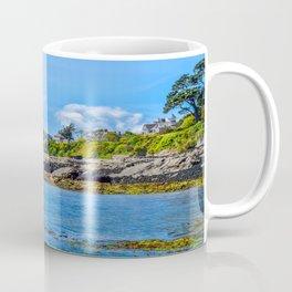 Falmouth from Flushing Beach Coffee Mug