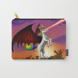 The King is Dead! Carry-All Pouch