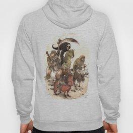 Four Horsemen Hoody
