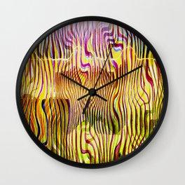 Abstracto Cientico Wall Clock