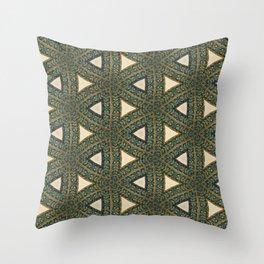 Anastasis Throw Pillow