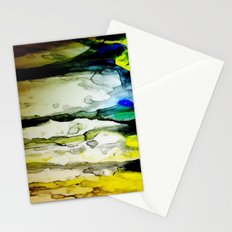 Paint Abstract Stationery Cards