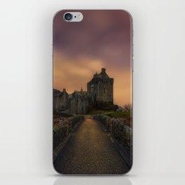 Island of Donnán iPhone Skin