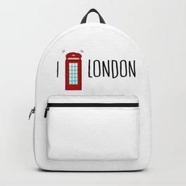 Love London Backpack