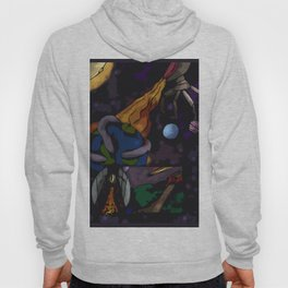 The Alien Takeover Hoody