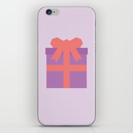 #49 Present iPhone Skin