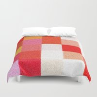 blanket Duvet Covers featuring Blanket by Mr and Mrs Quirynen