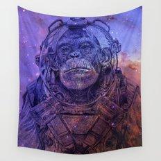 Apex-XIII: Mission II Wall Tapestry