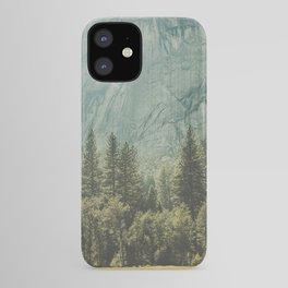Yosemite Valley IV iPhone Case