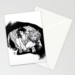 Tyger! Tyger! Burning bright Stationery Cards