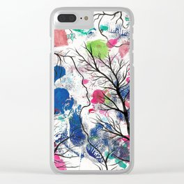 PRINCE OF HEAVEN by mrs Wilkes Clear iPhone Case