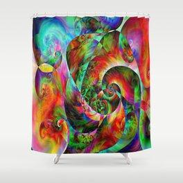 Forever Blind Shower Curtain