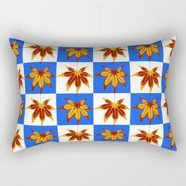 Patchwork Autumn Rectangular Pillow