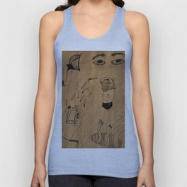 better than you. Unisex Tank Top