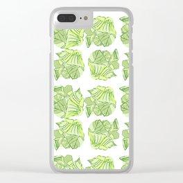 Organic Clear iPhone Case